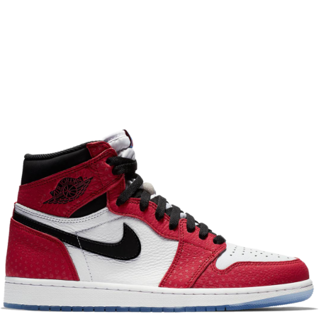 Air Jordan 1 Retro High OG 'Spider-Man Origin Story' (555088 602)