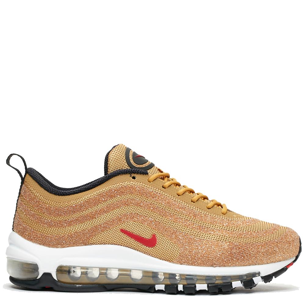 Nike Air Max 97 Swarovski Metallic Gold 927508 700 Release