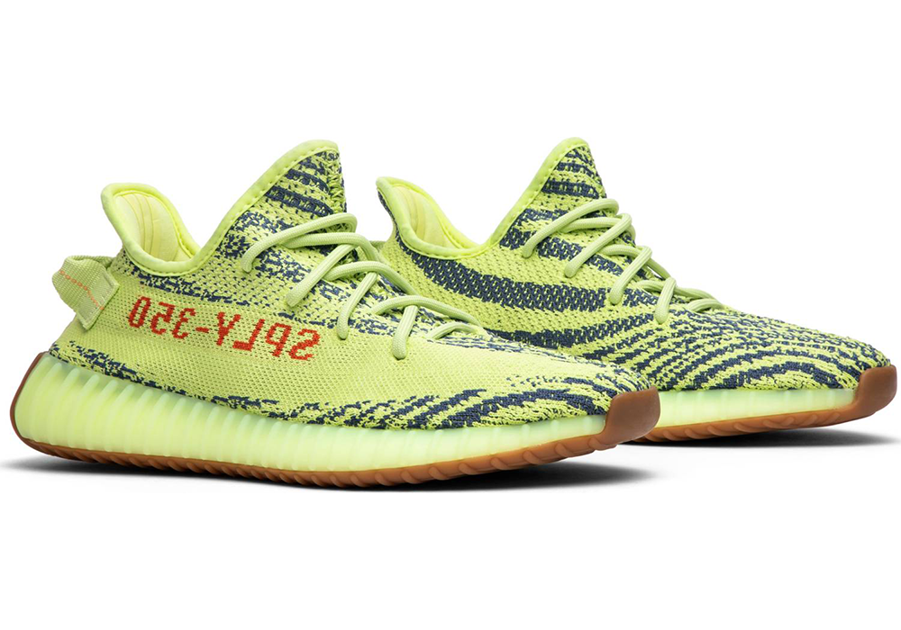 Adidas Yeezy Boost 350 V2 Semi Frozen Yellow Restock 14. Dezember
