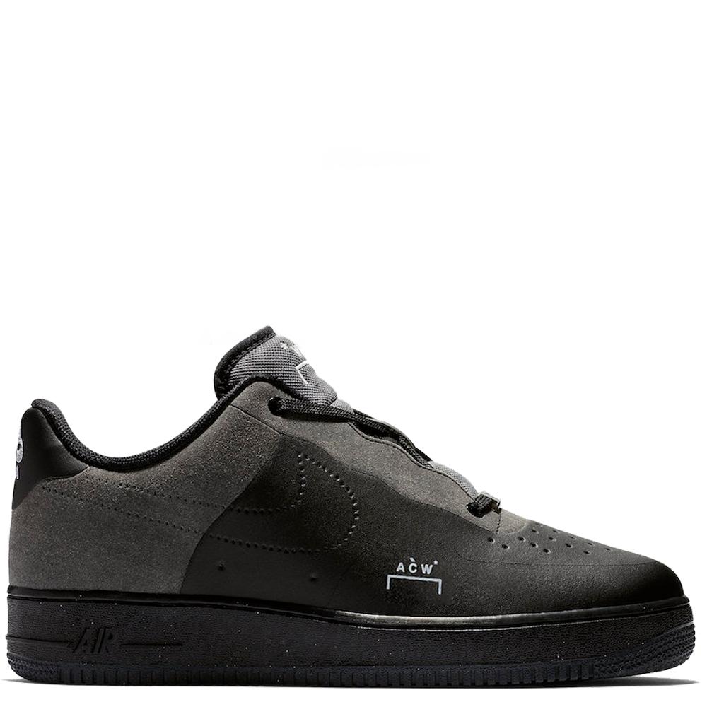 A COLD WALL x Nike Air Force 1 Low Black | BQ6924 001