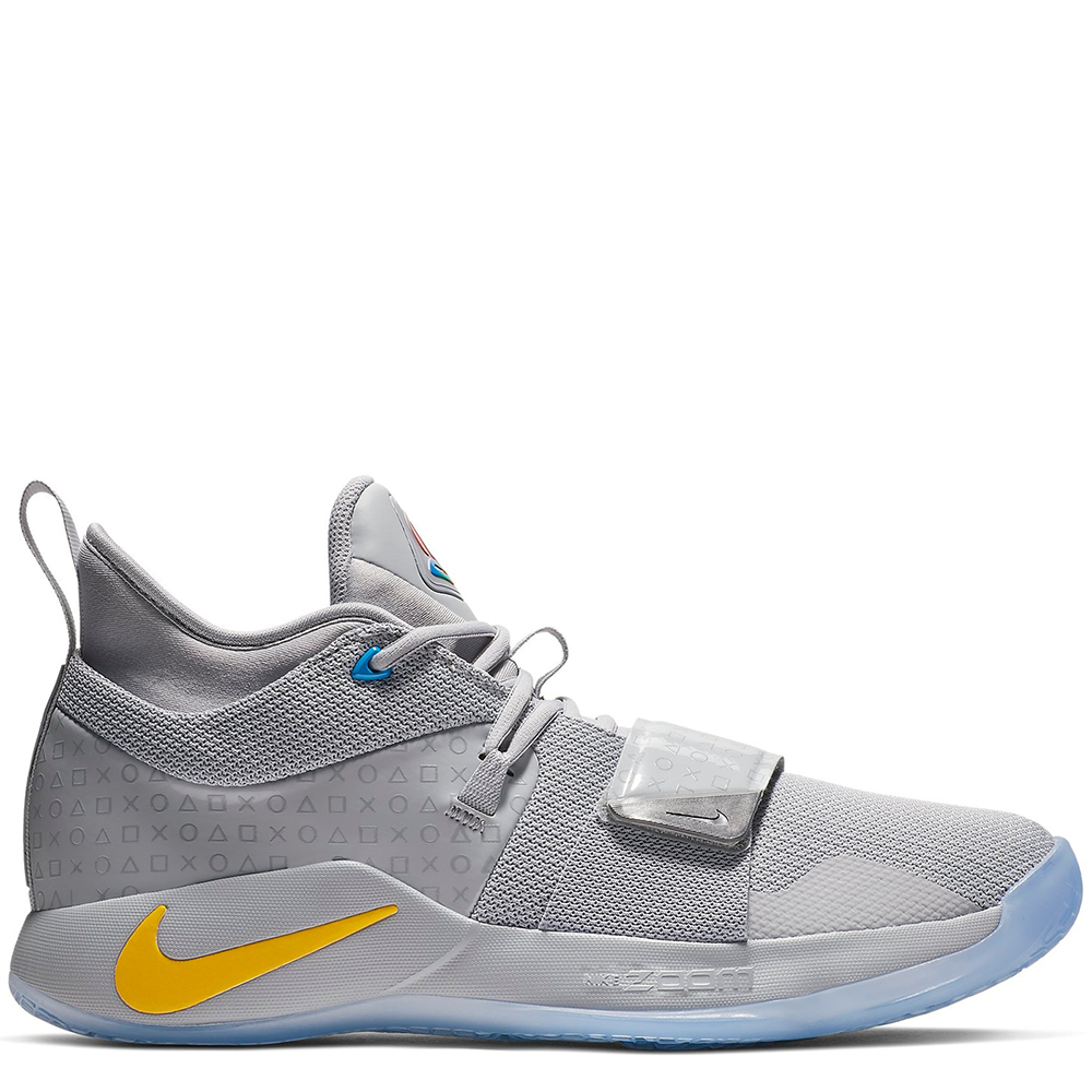 official photos 44521 d0fac Nike PG 2.5 PlayStation 'Wolf Grey' (GS)