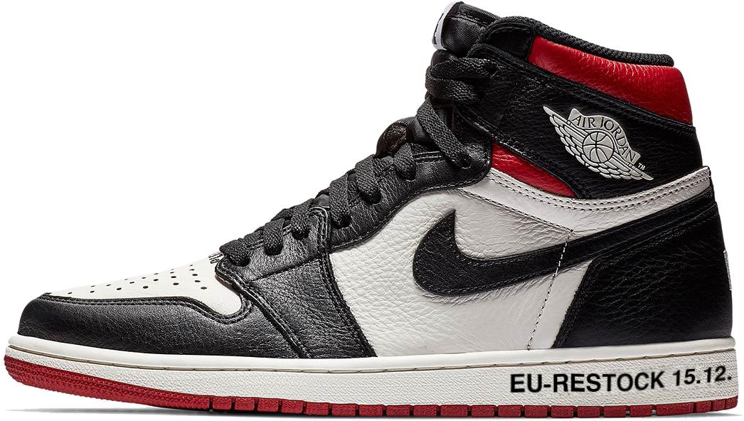 Der Air Jordan 1 'Not for Resale' kommt ein weiteres Mal in Europa!