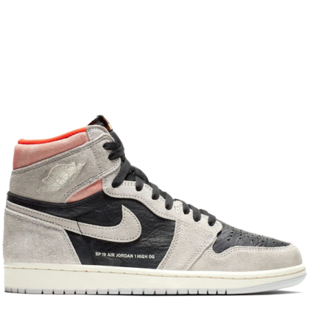 Air Jordan 1 Retro High OG 'Neutral Grey' (555088 018)