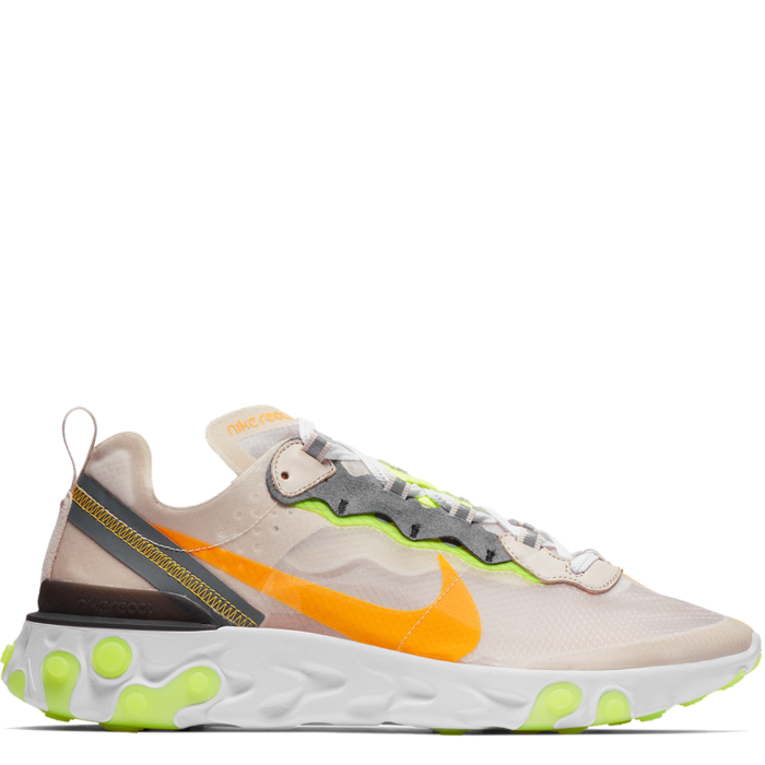 Nike React Element 87 'Light Orewood' (AQ1090 101)