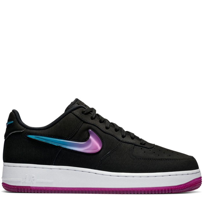 Nike Air Force 1 Low '07 PRM 'Jelly Jewel Active Fuchsia' (AT4143 001)