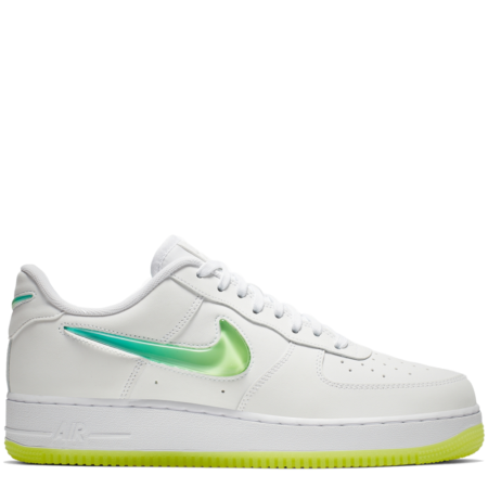 Nike Air Force 1 Low '07 PRM 'Jelly Jewel Volt' (AT4143 100)