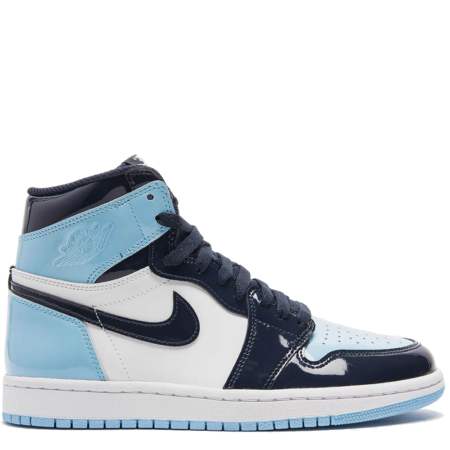 Air Jordan 1 Retro High OG 'UNC Patent' (W) (CD0461 401)