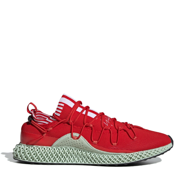 Adidas Y-3 Futurecraft 4D 'Red' (F99805)