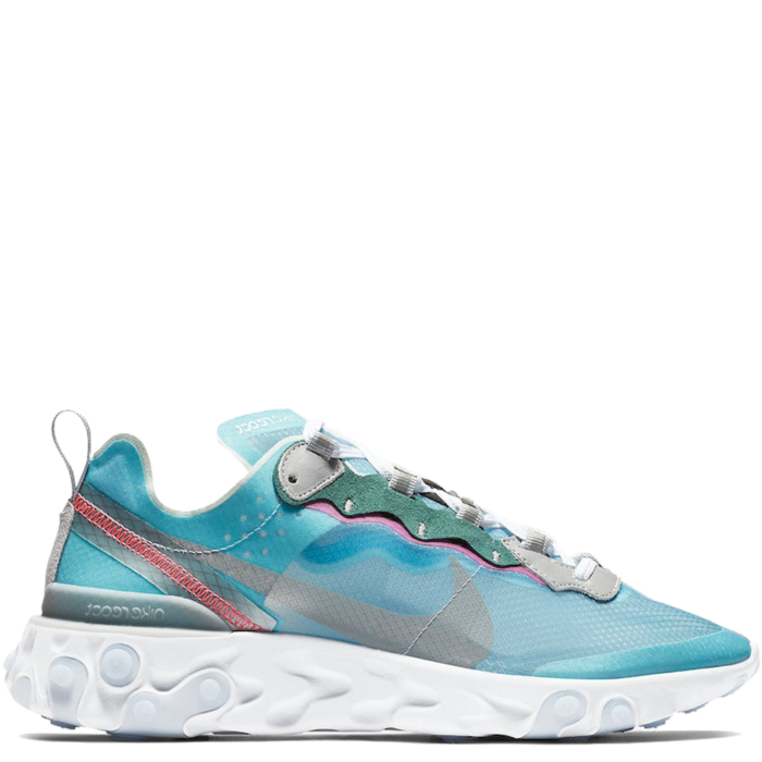 Nike React Element 87 'Royal Tint' (AQ1090 400)