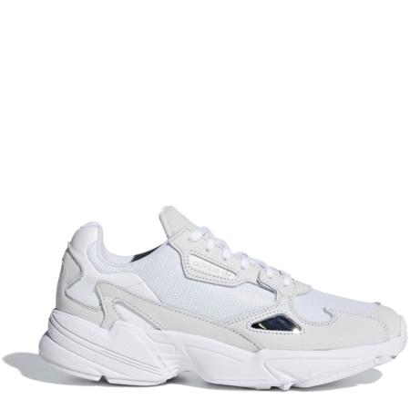 Adidas Falcon 'Triple White' (W) (B28128)