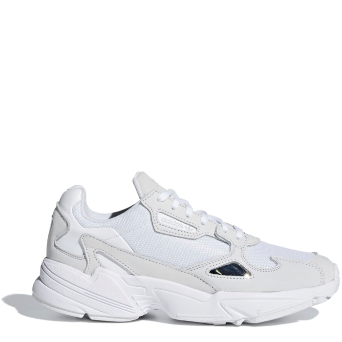 Adidas Falcon 'Triple White' (W) (B28128)