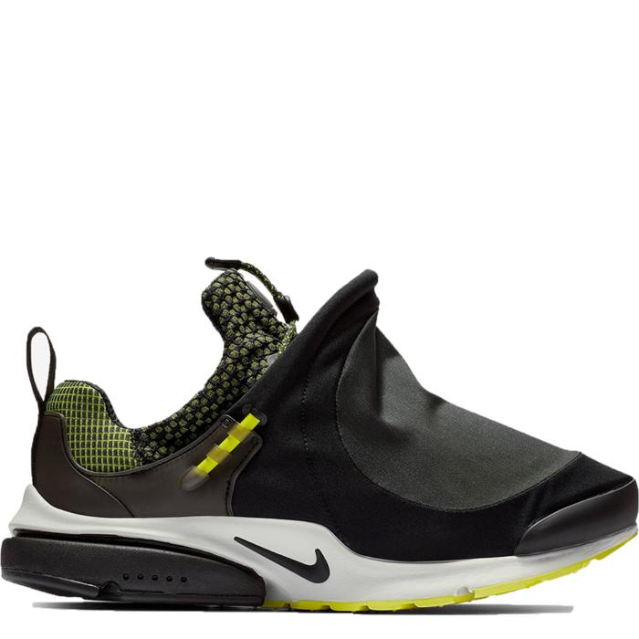 Nike Air Presto Foot Tent Comme Des Garçons Homme Plus 'Anthracite Lemon' (BV0071 001)