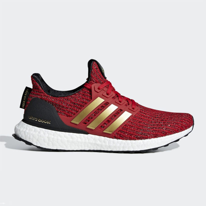 Adidas Ultraboost 4.0 Game of Thrones 'House Lannister' (EE3710)