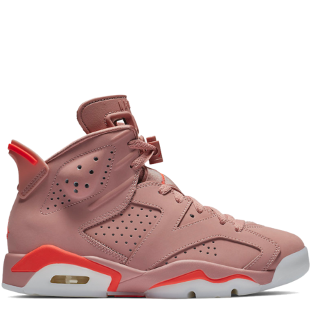 Air Jordan 6 Retro Aleali May 'Millennial Pink' (W) (CI0550 600)
