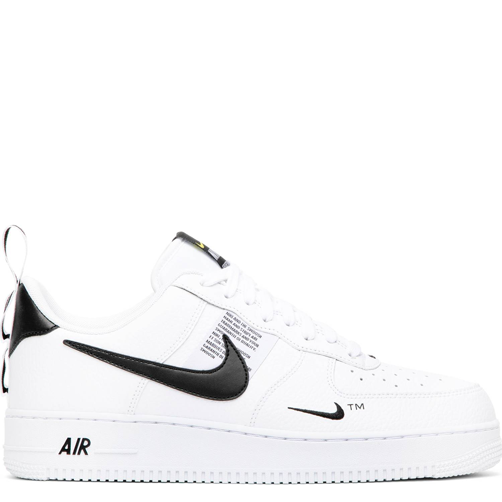 Nike Air Force 1 '07 LV8 Utility 'White Black'