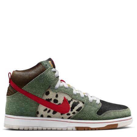 Nike SB Dunk Pro High 'Dog Walker' (BQ6827 300)