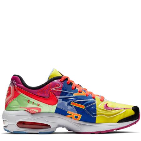 Nike Air Max 2 Light QS Atmos 'Logos' (BV7406 001)
