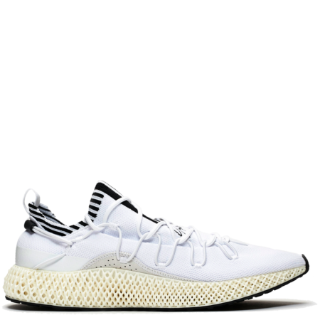 Adidas Y-3 Runner 4D II 'Core White' (EF0902)