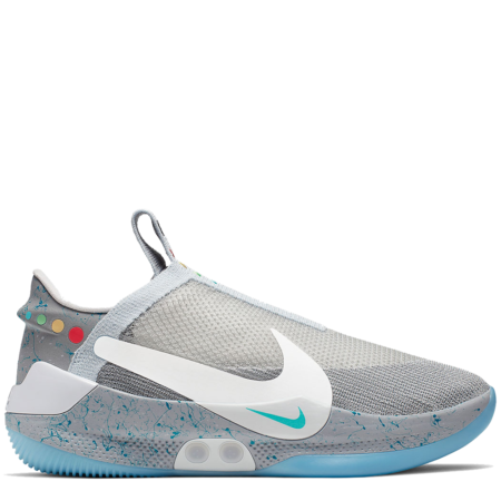 Nike Adapt BB 'Wolf Grey' (US Version) (AO2582 002)
