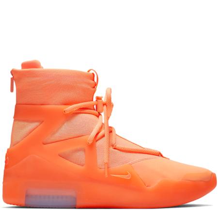Nike Air Fear of God 1 'Orange Pulse' (AR4237 800)