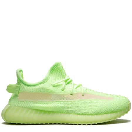 Adidas Yeezy Boost 350 V2 Kids 'Glow In The Dark' (EG6884)