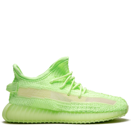 Adidas Yeezy Boost 350 V2 Infant 'Glow In The Dark' (EG6887)