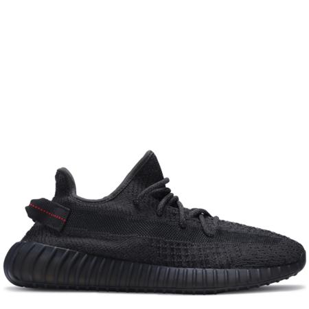 Adidas Yeezy Boost 350 V2 'Black Reflective' (FU9007)