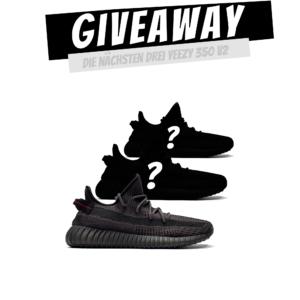 Adidas Yeezy Boost 350 V2 Kanye West Giveaway