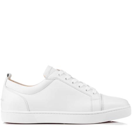 Christian Louboutin Louis Junior Calf Leather 'White' (1130548WH01)