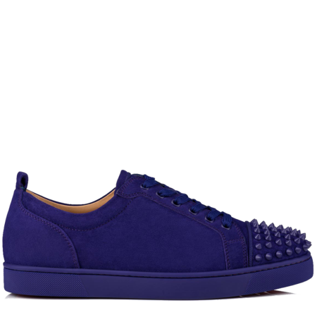 Christian Louboutin Louis Junior Spikes 'Nomade' (1180051V083)