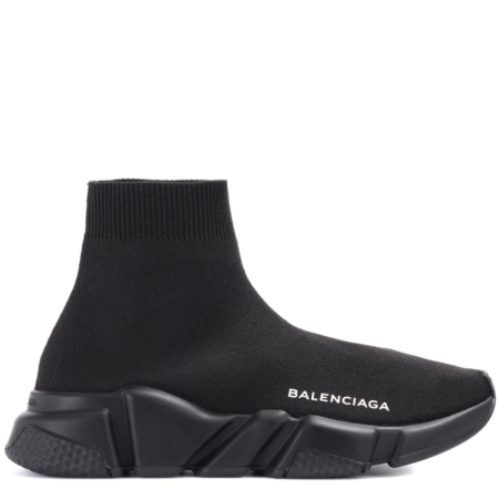 Balenciaga Speed Trainer Mid 'Triple Black' (530353 W05G9 1000)