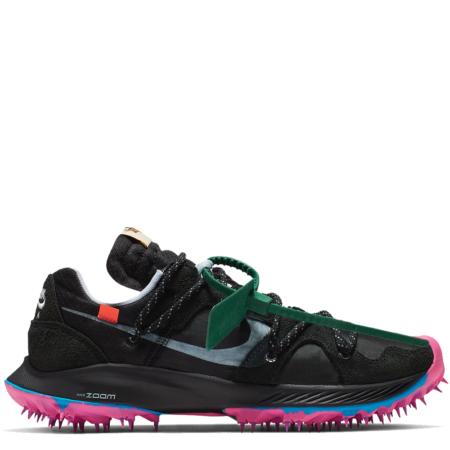 Nike Air Zoom Terra Kiger 5 Off-White 'Black' (CD8179 001)