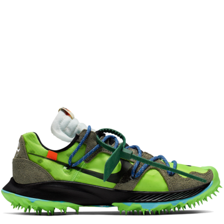 Nike Air Zoom Terra Kiger 5 Off-White 'Electric Green' (CD8179 300)