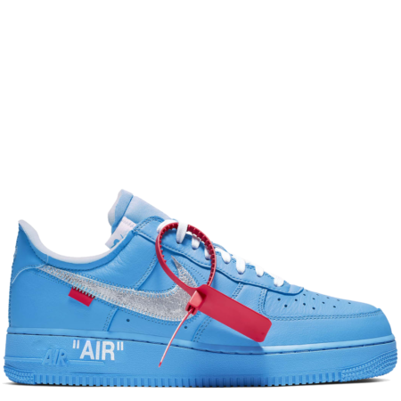 Nike Air Force 1 '07 Low Virgil Abloh Off-White 'MCA' (CI1173 400)