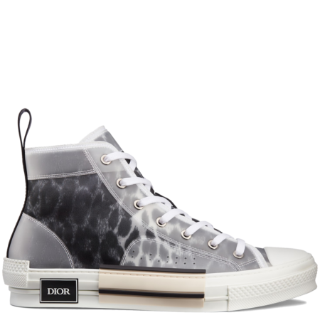 Dior Homme B23 High Kim Jones 'Leopard' (3SH118YTC H960)