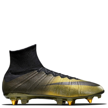 Nike Mercurial Superfly CR7 Cristiano Ronaldo 'Rare Gold' (804076 090)