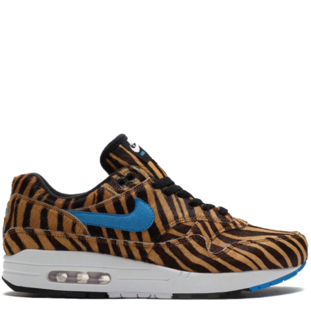 Nike Air Max 1 DLX Atmos 'Animal Pack 3.0 Tiger' (AQ0928 900)