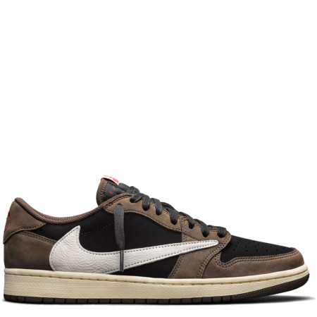 Air Jordan 1 Low Travis Scott 'Mocha' (CQ4277 001)