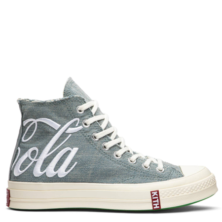 Converse Chuck Taylor All-Star 70 Hi Kith Coca-Cola 'Denim' (160285C)