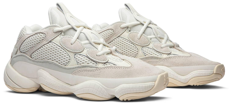 Adidas Yeezy 500 Bone White Release Info
