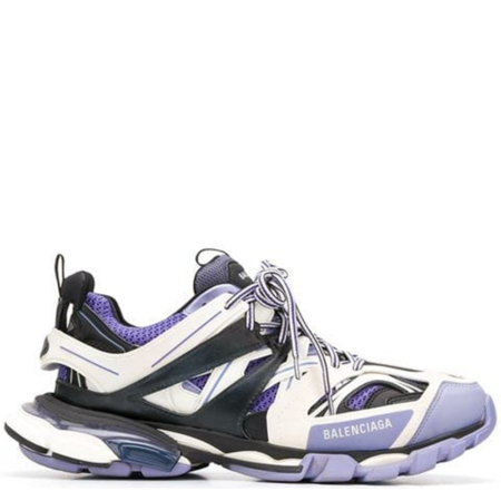 Balenciaga Track Sneaker 'Purple White Grey' (542023 W1GB9 5162)