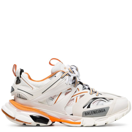 Balenciaga Track Sneaker 'White Orange' (W) (542436 W1GB1 9059)