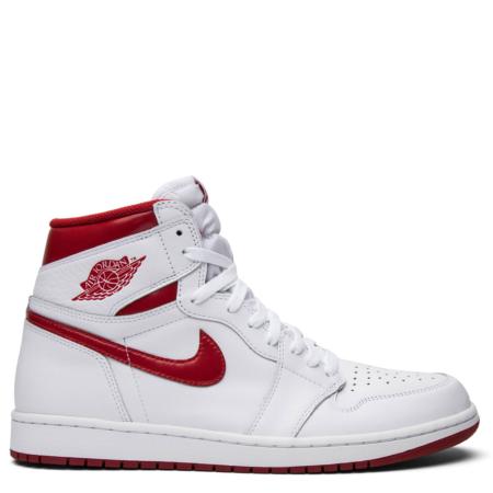Air Jordan 1 Retro High OG 'Metallic Red' (555088 103)