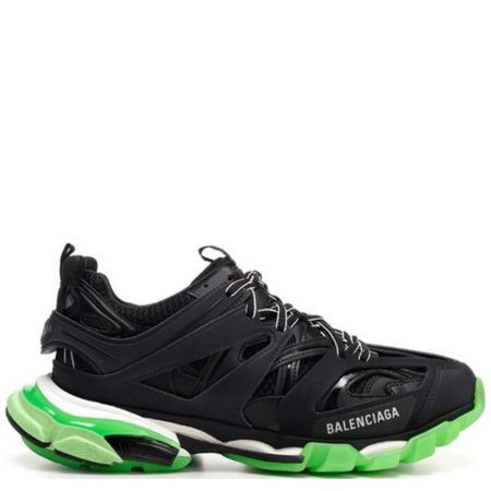 Balenciaga Track Sneaker 'Black Glow In The Dark' (570391 W1GB1 1003)