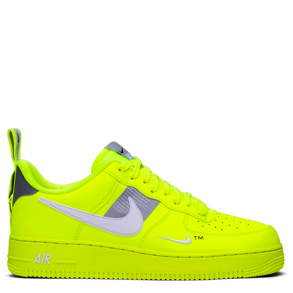 Nike Air Force 1 '07 LV8 Utility 'Volt