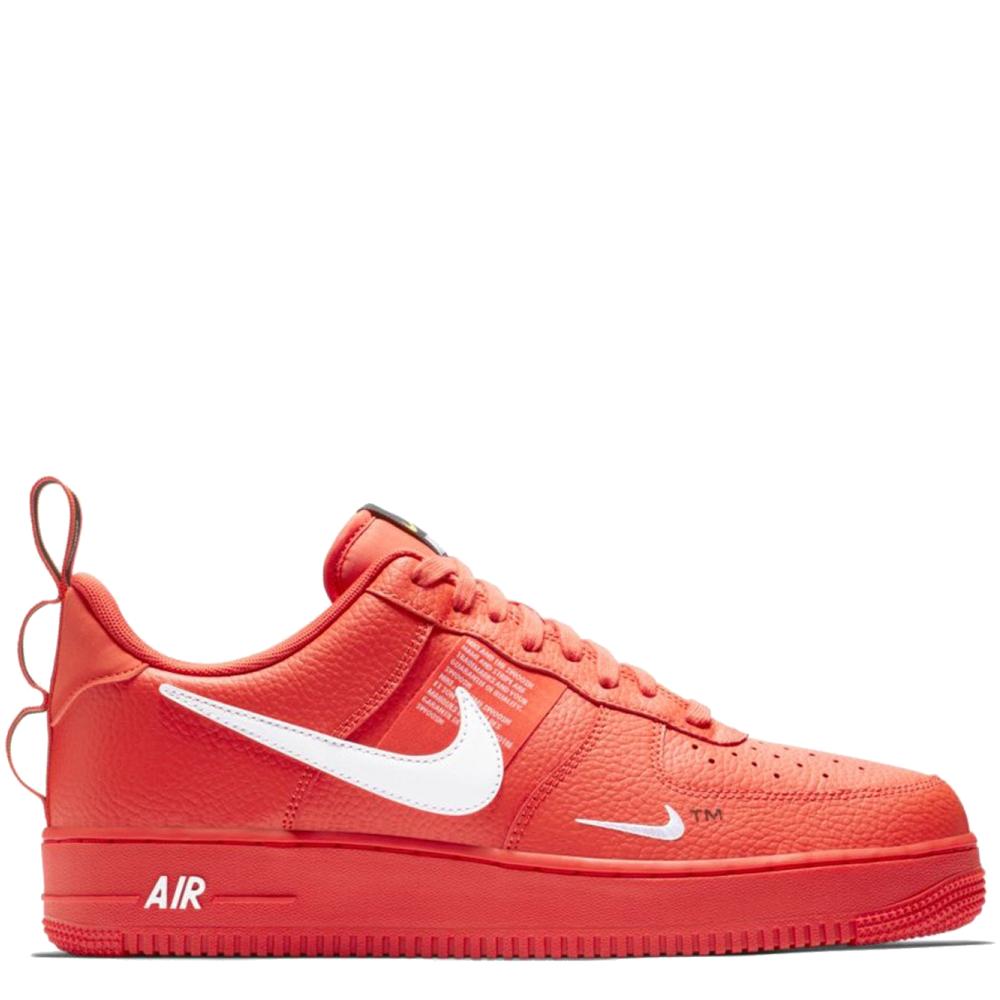 Nike Air Force 1 '07 LV8 Utility 'Team Orange'