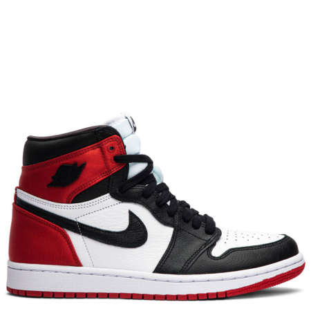 Air Jordan 1 Retro High OG 'Satin Black Toe' (W) (CD0461 016)