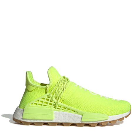 Adidas x Pharrell Williams Human Race NMD Trail Proud 'Solar Yellow Know Soul' (EF2335)