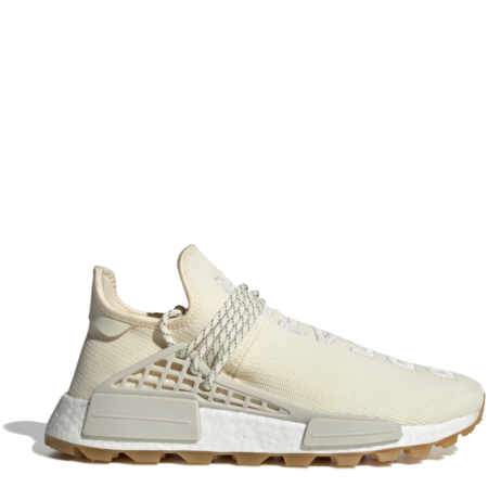 Adidas x Pharrell Williams Human Race NMD Trail Proud 'Cream White Breathe Through' (EG7737)