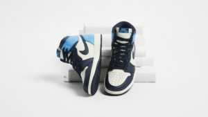 Air Joran 1 High Retro OG 'Obsidian'